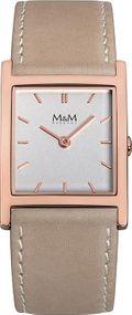 M&M Basic Star M11897-592 Damenarmbanduhr