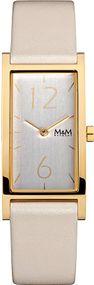 M&M Basic Banana M11918-933 Damenarmbanduhr