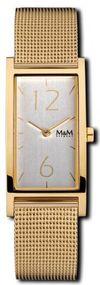 M&M Basic Banana M11918-233 Damenarmbanduhr