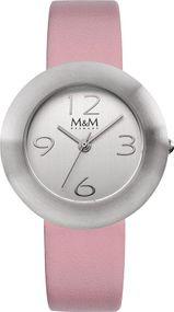 M&M Best Basic M11828-623 Damenarmbanduhr