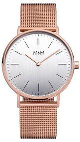 M&M BASIC 36 M11892-792 Damenarmbanduhr
