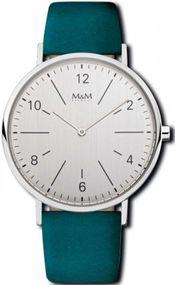 M&M Basic 40 M11870-644 Armbanduhr
