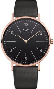 M&M Basic 40 M11870-496 Damenarmbanduhr