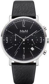M&M Chrono M11942-446 Herrenchronograph