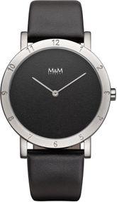 M&M Numbers M11934-422 Herrenarmbanduhr