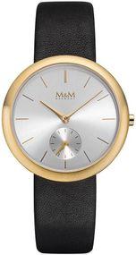 M&M Design M11932-412 Damenarmbanduhr