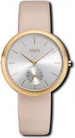 M&M Design M11932-912 Damenarmbanduhr