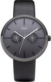 M&M TWO EYE M11938-498 Herrenarmbanduhr