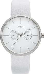 M&M TWO EYE M11938-622 Herrenarmbanduhr