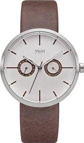 M&M TWO EYE M11938-522 Herrenarmbanduhr
