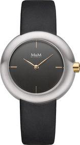 M&M Big Crown  M11936-455 Damenarmbanduhr