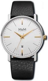 M&M Classic M11928-462 Herrenarmbanduhr