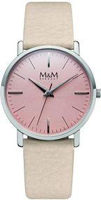 M&M Classic M11926-947 Damenarmbanduhr