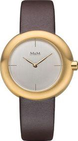 M&M Big Crown M11936-512 Damenarmbanduhr