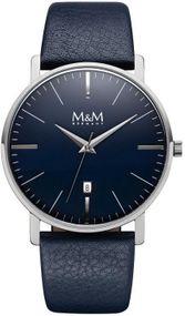 M&M Classic M11928-848 Herrenarmbanduhr