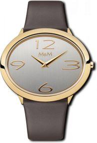 M&M OVAL TIME M11899-533 Damenarmbanduhr