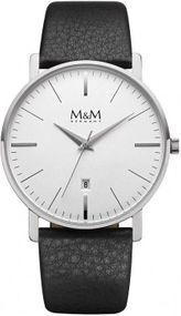M&M Classic M11928-442 Herrenarmbanduhr