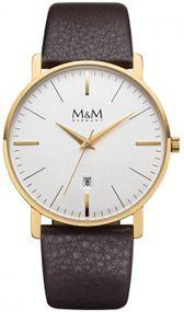 M&M Classic M11928-532 Herrenarmbanduhr