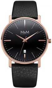 M&M Classic M11928-495 Herrenarmbanduhr