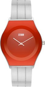Storm London NEW ACTIVON LAZER RED 47409/LR Herrenarmbanduhr