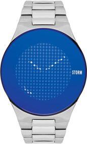 Storm London TRIONIC-X LAZER BLUE 47388/B Herrenarmbanduhr