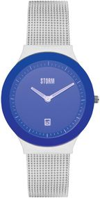 Storm London MINI SOTEC LAZER BLUE 47383/B Herrenarmbanduhr