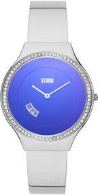 Storm London CODY CRYSTAL LAZER BLUE 47373/B Damenarmbanduhr