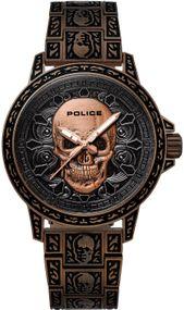 Police WATCH SKULL 2 PL15530JSQBZ.78M Herrenarmbanduhr