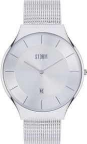 Storm London REESE XL SILVER 47320/S Herrenarmbanduhr