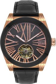 Storm London TOURBO-X ROSE GOLD 47244/RG Herren Automatikuhr