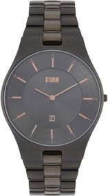 Storm London SLIM-X XL TITANIUM 47159/TN Herrenarmbanduhr