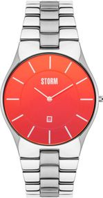 Storm London SLIM-X XL LAZER RED 47159/R Herrenarmbanduhr