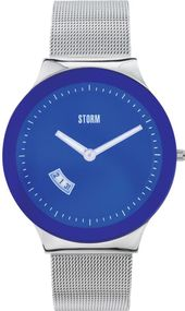 Storm London SOTEC LAZER BLUE 47075/B Herrenarmbanduhr