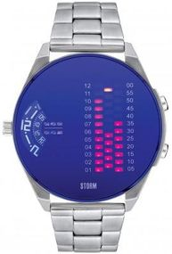 Storm London DIGIREM LAZER BLUE 47431/LB Herrenarmbanduhr