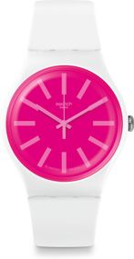 Swatch New Gent STRAWBEON SUOW162 Herrenarmbanduhr