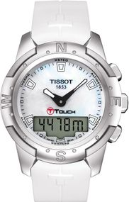 Tissot TISSOT T-TOUCH CLASSIC T047.220.47.111.00 Damenchronograph Höhenmesser, Barometer, Thermometer, Kompass