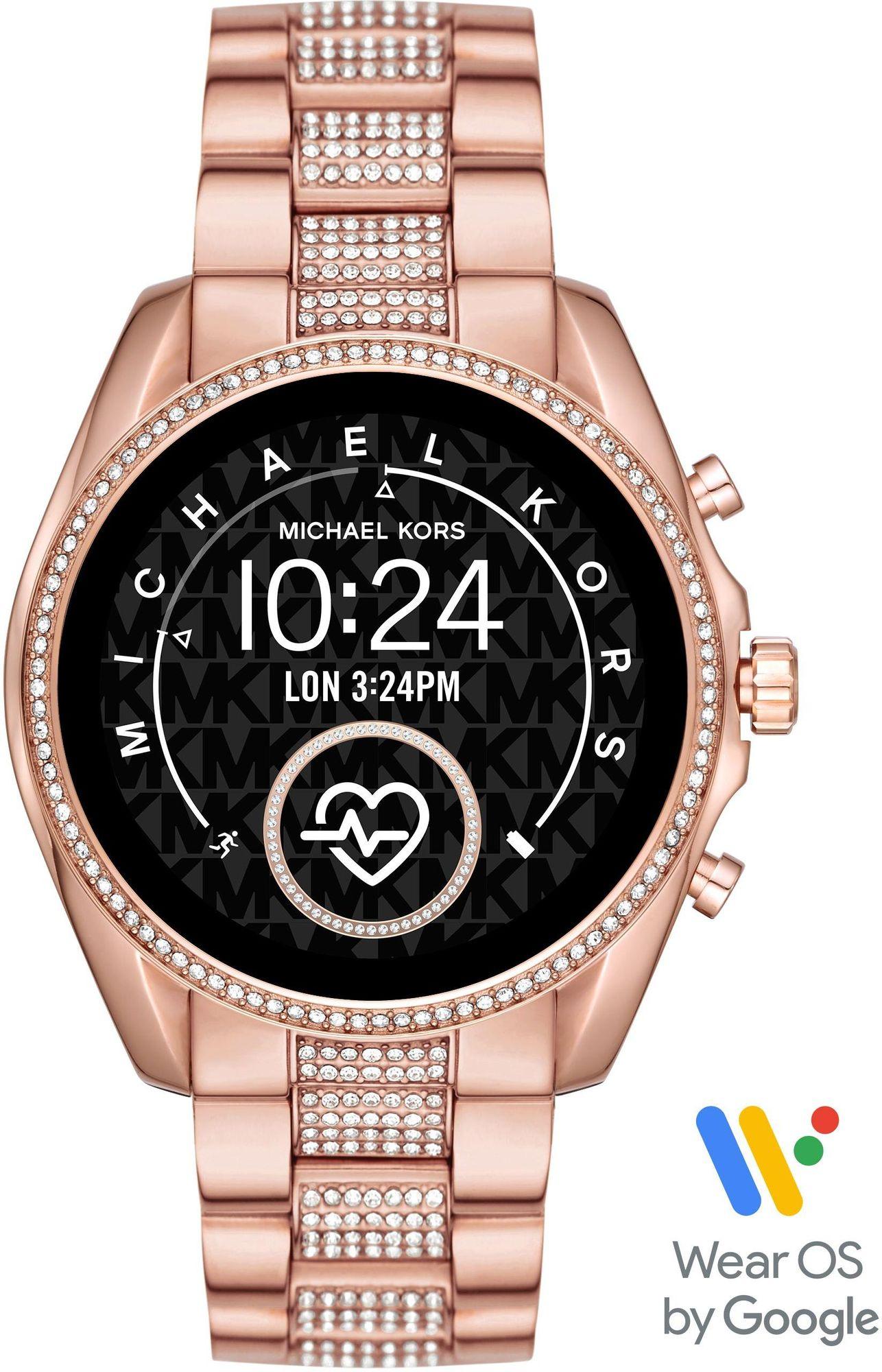 Michael Kors Access BRADSHAW 2 MKT5089 Smartwatch Mit Kristallsteinen