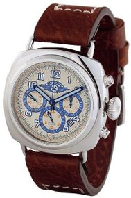 Moscow Classic Shturmovik MC31681/03011106 Elegante Herrenuhr Made in Russia