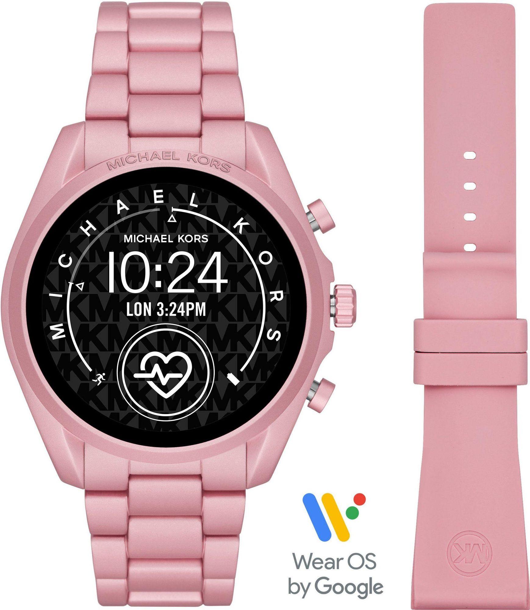 Michael Kors Access BRADSHAW MKT5098 Smartwatch Herzfrequenz