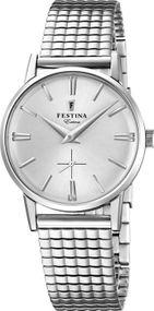 Festina F20256/1 F20256/1 Damenarmbanduhr Klassisch schlicht
