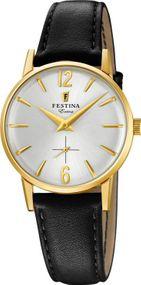 Festina F20255/1 F20255/1 Damenarmbanduhr Klassisch schlicht