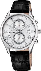 Festina Retrograde F6855/1 Herrenchronograph Sehr Sportlich