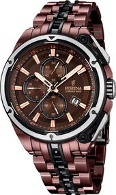 Festina Chrono Bike Special Edition F20203/1 Herrenchronograph Massives Gehäuse