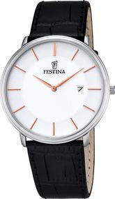 Festina Classic F6839/3 Herrenarmbanduhr Klassisch schlicht