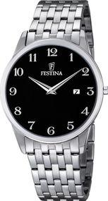 Festina Classic F6833/4 Herrenarmbanduhr Klassisch schlicht