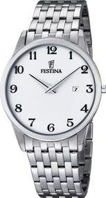Festina Classic F6833/3 Herrenarmbanduhr Klassisch schlicht
