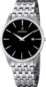 Festina Classic F6833/2 Herrenarmbanduhr Klassisch schlicht