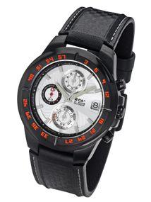 2 Can Professional Timepieces Vortex Chronograph SL1598C CH Elegante Herrenuhr Justierbare Lünette