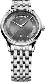 Maurice Lacroix Les Classiques LC1227-SS002-330 Herrenarmbanduhr Sehr Elegant