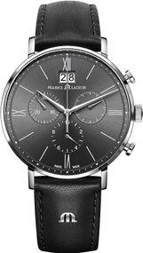 Maurice Lacroix Eliros EL1088-SS001-811-1 Herrenchronograph Großdatum